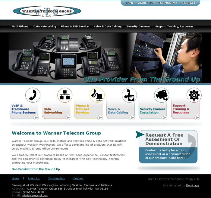 Website Design Skills